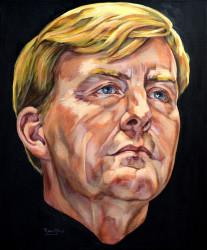 portret Willem-Alexander