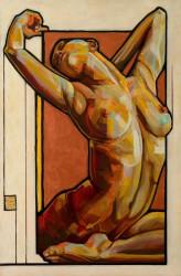'Lichte zijde', 60x40 cm