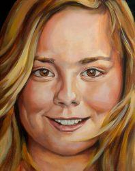 portret prinses Ariane