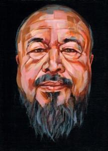 Ai Weiwei, tryptich