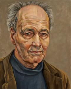 Frank Auerbach, 50x40 centimeter