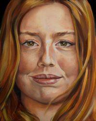 portret prinses Alexia