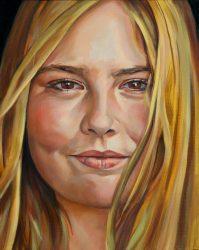 portret prinses Amalia