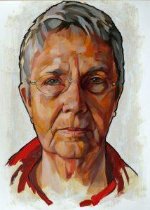 portret nanette