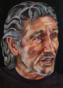 portret roger waters